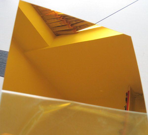 ورق استیل طلایی -پتروپارسیان