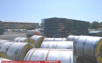 پتروپارسیان ارائه انواع لیست قیمت ورق استنلس استیل 316 و 316L